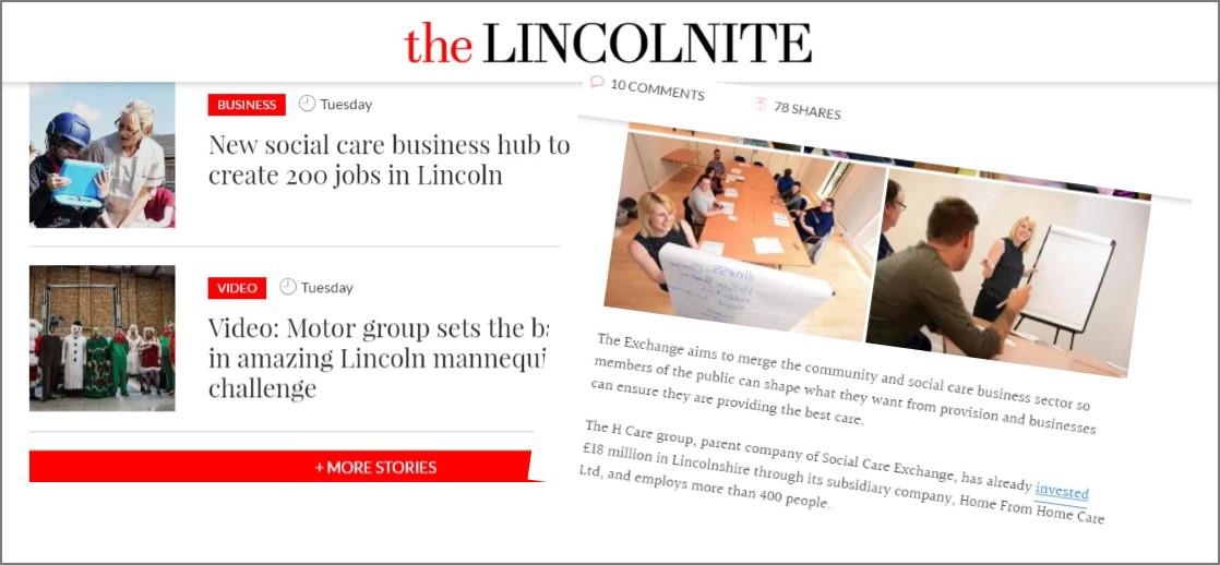 the Lincolnite article
