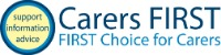 Carers FIRST Lincolnshire logo