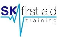SK First Aid Training logo